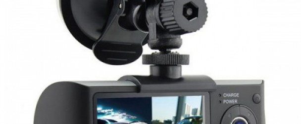 SW011 – Dual Facing Dash Camera