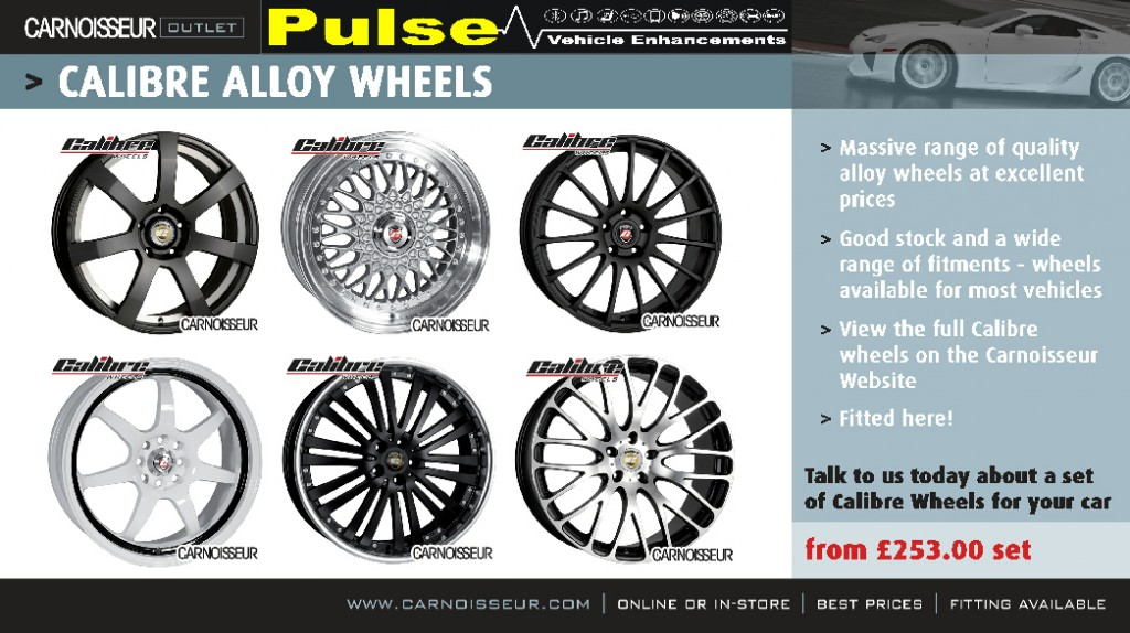 Pulse Carnoisseur Calibre Offer