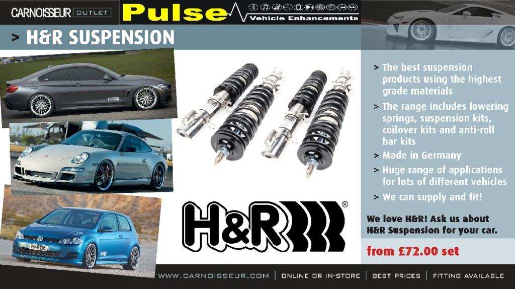 Pulse Carnoisseur H&R Offer