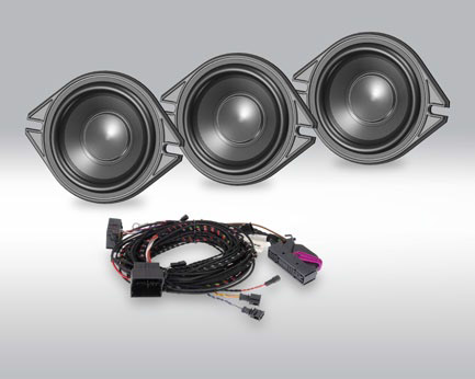 3-way Front Speaker System