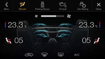 Audi driver assistance
