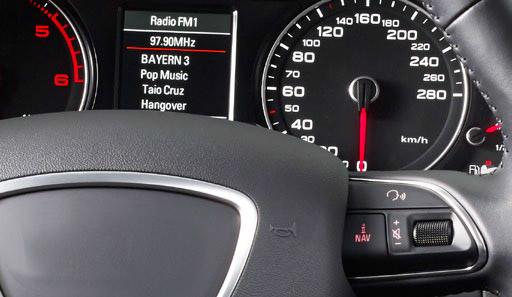 Audi perfect system integration
